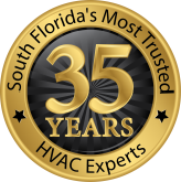 South Florida's Most Trusted HVAC Experts